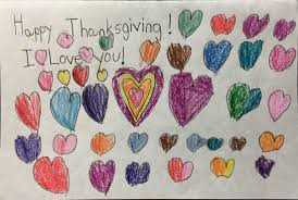 a thanksgiving project miss mahoney