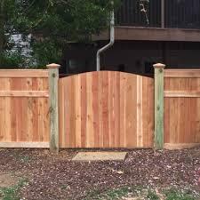 outdoor fence backyard fence ideas