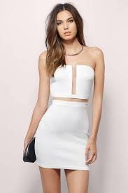 white bodycon dress black dress strapless dress pink scuba dress bodycon dress