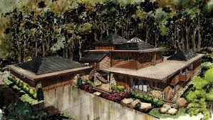 mission style home plans small prairie style home plans homes floor plans