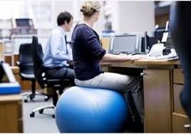 Chair Gym Com Gym Ball Office Chair A Guide On Sivan Health Fitness Balance