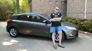 ford focus se 2014 review ford focus the automotive adventures of team nass