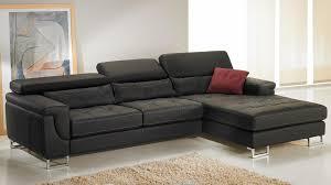 canapé d angle haut de gamme canapé d angle droit cuir noir canapé angle pas cher