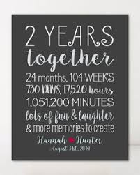 two year wedding anniversary gift two year anniversary present two year anniversary 10 15 11