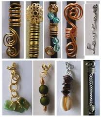 dreadlock accessories 68 best dreadlocks jewelry images on dread