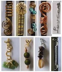 dreadlock accessories 68 best dreadlocks jewelry images on dread