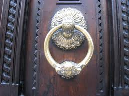 cool door knockers for modern style