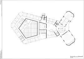 Ground And First Floor Plans by Gallery Of Air Traffic Control Center Sadar Vuga 19