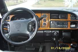 2000 dodge ram 1500 interior driven 4 2000 dodge ram 1500 regular cab specs photos