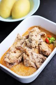 bonne cuisine camerounaise recette facile de la sauce pistacheokedjenou okedjenou