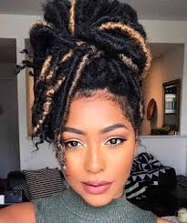 fake dreadlocks black women styles 15 faux loc styles you can do right now with photos