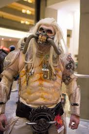 link costumes for halloween immortan joe mad max halloween costume cosplay long hair ideas
