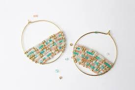 earrings diy diy hoop earrings comfort