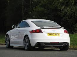 audi tt for sale 2010 used 2010 audi tt coupe white edition 2 0t fsi s line petrol for