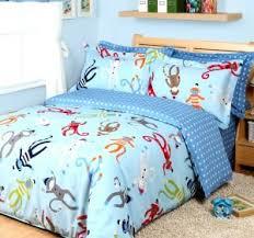 yoyomall cotton cartoon dog bedding setcute puppy duvet cover set