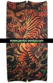 tiger tattoo sleeves