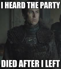 Meme The Game - game of thrones memes never end andrii degeler