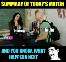 Meme India - 16 memes to celebrate india s victory against pakistan india has
