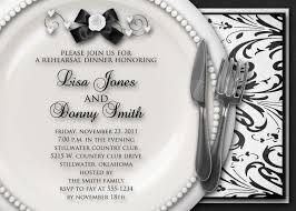elegant dinner invitations disneyforever hd invitation card portal
