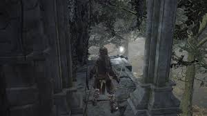 The Monster Under The Stairs by Dark Souls 3 Road Of Sacrifices Walkthrough Polygon
