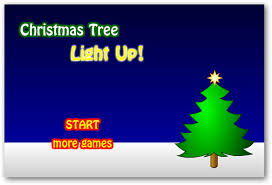 christmas tree light game homely ideas christmas light game tree cool math house games up