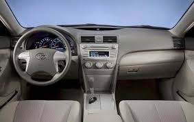 2010 Corolla Interior 2010 Toyota Camry Features And Price