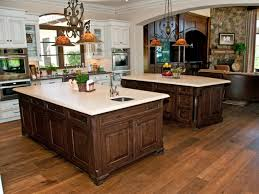 kitchen best flooring for your rustic kitchen wood floors