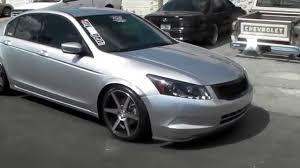 lexus wheels on honda accord dubsandtires com 20 u0027 inch stance sc 6 silver machine wheels 2011