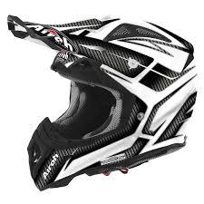 airoh mx helmet aviator 2 2 ripple white gloss 2016 maciag offroad