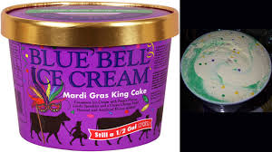 where can i buy a king cake search is on for blue bell s mardi gras king cake ennis
