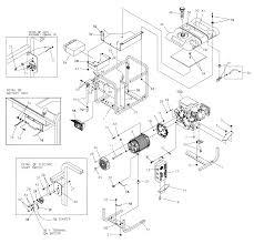 briggs and stratton 030242 030242 0 portable generator parts