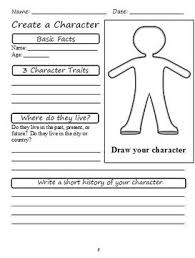character feelings graphic organizer grade 2 these graphic