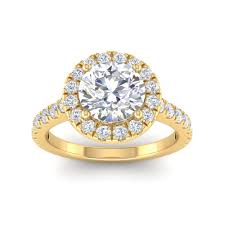 gold engagement rings uk of london 18ct yellow gold 1 20ct g si1 brilliant