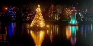 christmas lights in niagara falls ontario places to see magical christmas lights in ontario to do canada