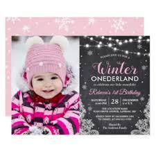 baby 1st birthday invitations u0026 announcements zazzle