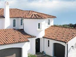 Roof Tile Colors Clay Tile