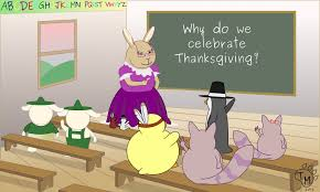 thanksgiving thanksgiving tremendous why do we celebrate