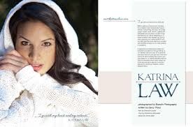 Katrina Model Com by Katrina Law U2014 Most Magazine