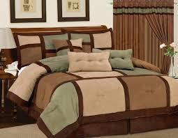 green comforter sets king fraufleur com