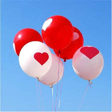 balloons for delivered thicken heart balloons for party festival wedding