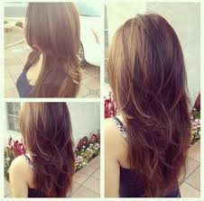 pictures of hairstyles front and back views long layered hairstyles front and back view best haircut style