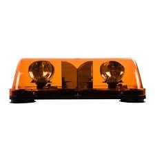 warning light bar amber blazer international warning light 7 1 2 in halogen mini light bar