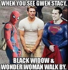 Black Widow Meme - superheroes black widow superheroes batman superman