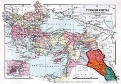 Provinces Of The Ottoman Empire Ottoman Empire