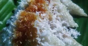 resep lopis 37 resep lupis ketan putih enak dan sederhana cookpad