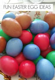 fun easter egg ideas amotherworld