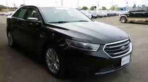 black and gold range rover 2015 ford taurus limited black 3 5l v6 fwd youtube