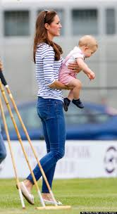 kate middleton casual kate middleton duchess of cambridge casual in stripes with