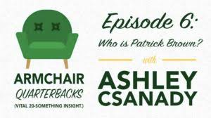 Armchair Quarterbacks Episode 6 Who Is Patrick Brown Loonie Politics