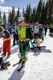 january snowfall on the minds of vail skiers snowboarders